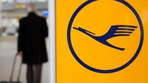 Lufthansa  wieder im Aufwind