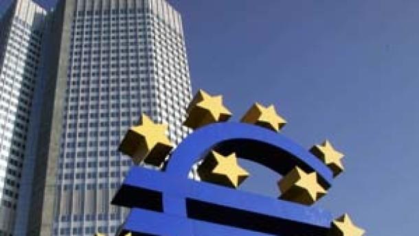Geldmenge im Euro-Raum wächst langsamer