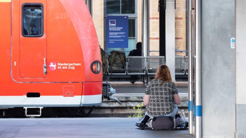 Bahnstreik: Am Wochenende fährt nur jeder dritte Fernzug
