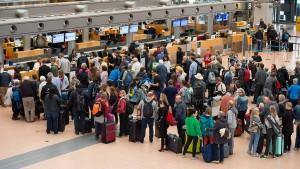 Fluggäste wollen früher entschädigt werden