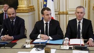 Frankreichs Gulliver
