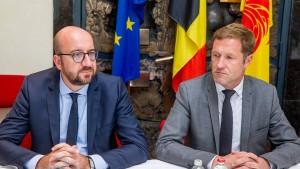 Wallonien verweigert Ceta die notwendige Zustimmung