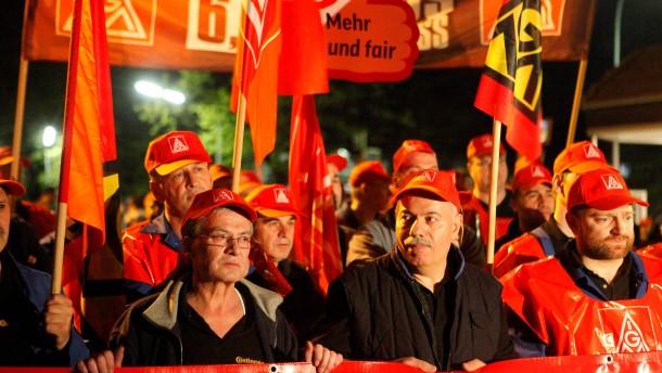 Gewerkschaften fürchten den Mindestlohn