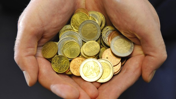 Löhne sinken erstmals seit Jahren