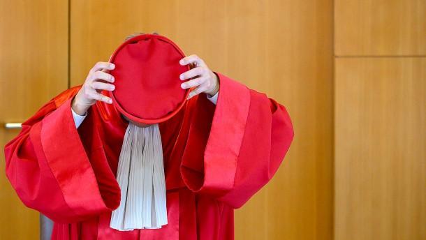 Der Irrtum der Richter