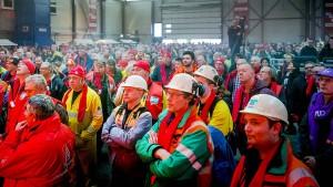 Thyssenkrupp einigt sich mit Betriebsrat