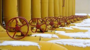 Ukraine und Slowakei schließen Vertrag über Gasversorgung