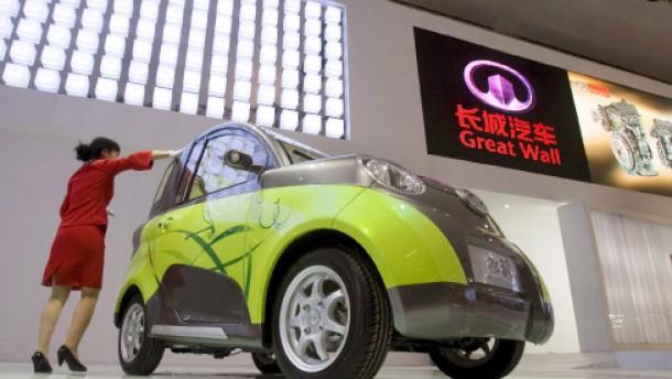Auch die Chinesen wollen kleine Automobile