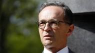 """""""Wir schlagen eine Pflicht des Vermieters vor, von sich aus automatisch die Vormiete offenzulegen"""" sagt Heiko Maas."""