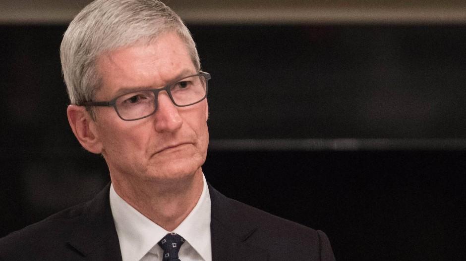 Apple gegen Donald Trump und Rassismus in Charlottesville