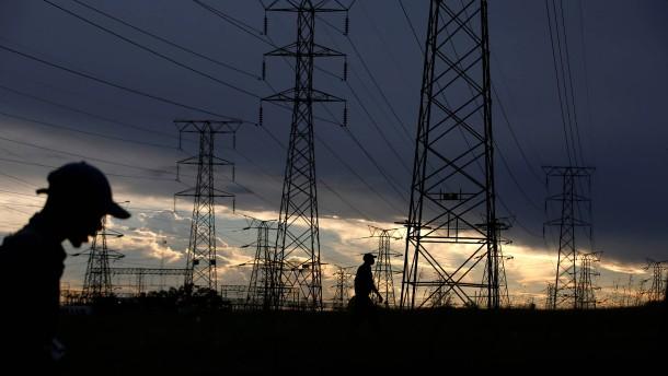 Südafrika ohne Strom