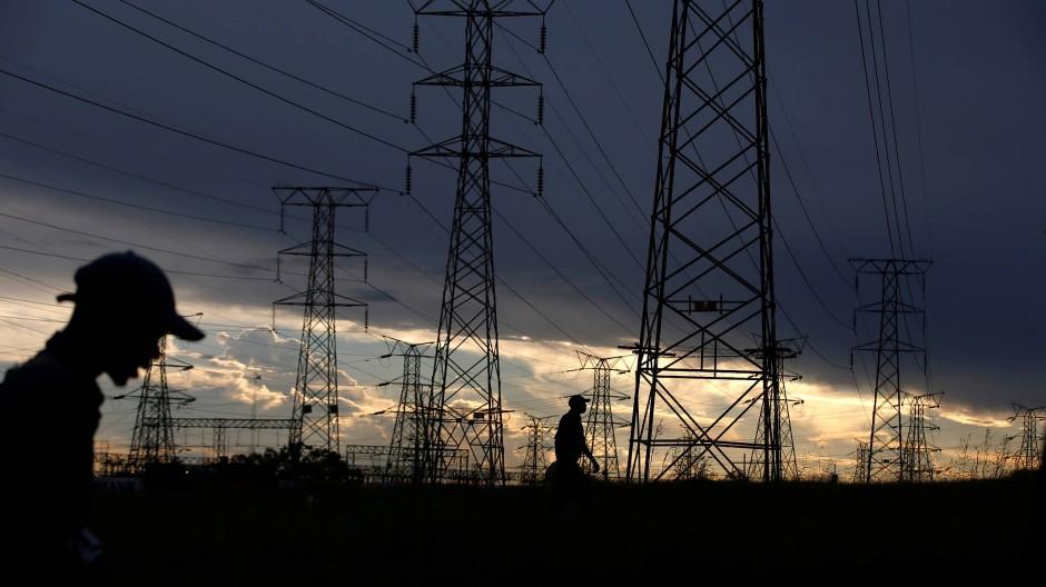Stromausfall im südafrikanischen Orlando