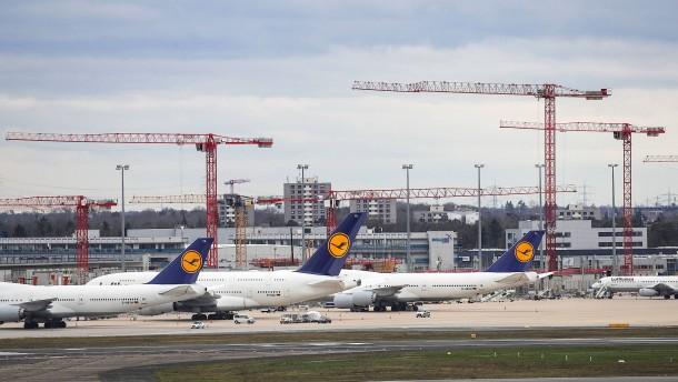 Lufthansa-Aktienkurs steigt um bis zu 8 Prozent