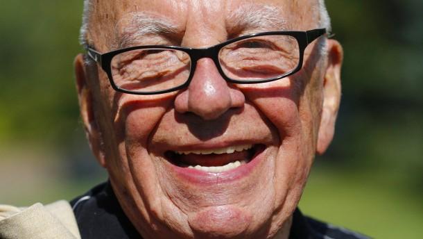 Murdoch will in Rente