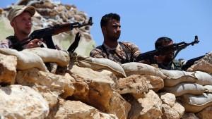 Deutsche Waffenfirmen hoffen auf den Irak