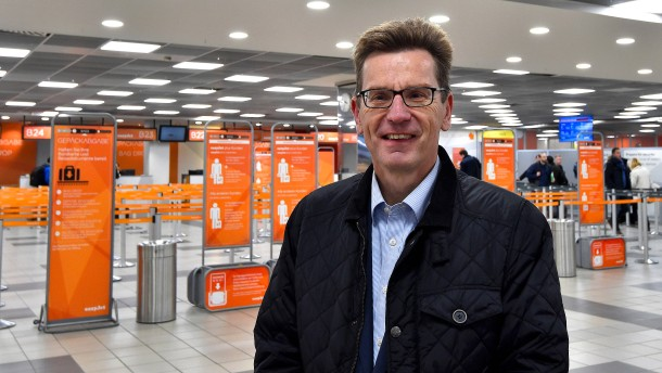 Bund will BER-Chef Mühlenfeld in Sondersitzung befragen