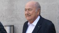 Der ehemalige Fifa-Präsident Joseph Blatter.