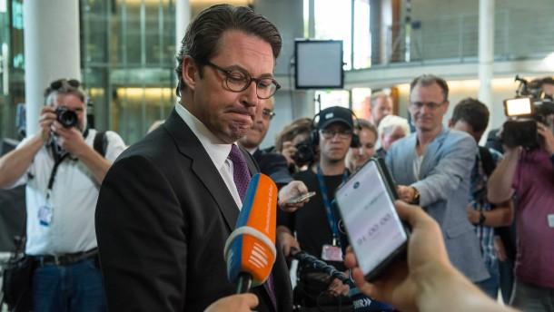 Rechnungshof kritisiert Scheuer