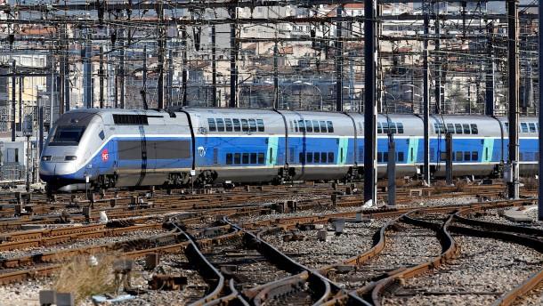 Wieder Zugausfälle zwischen Deutschland und Frankreich