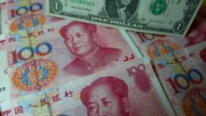 Der Yuan auf dem Weg zur Welt-Reservewährung
