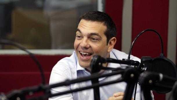 Tsipras will Syriza-Parteitag im September
