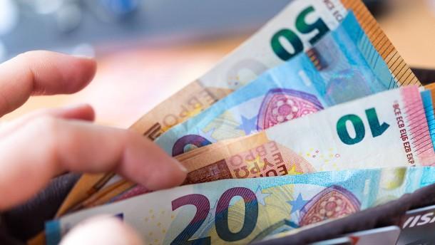 EU will Bargeldnutzung begrenzen