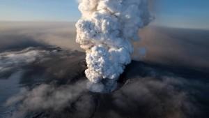 Island warnt Fluglinien vor Vulkanausbruch