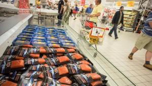 Russland lässt wieder West-Lebensmittel rein