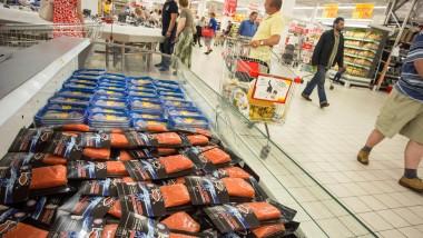 Auf Fisch und Milch aus dem Ausland kann Russland nicht verzichten.