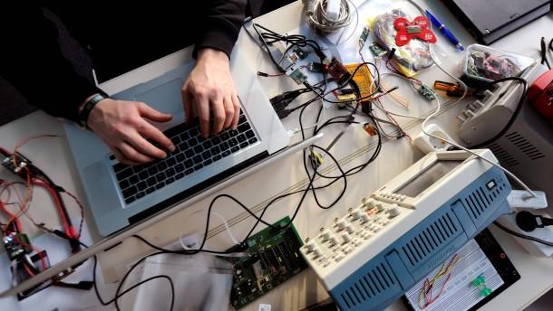 Wie aus Studenten Hacker werden