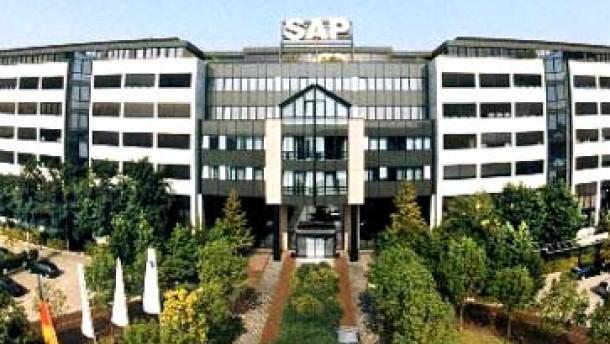 SAP deklassiert die Konkurrenz