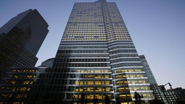 Vorteil Goldman Sachs