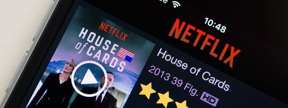 Netflix Eigenproduktion