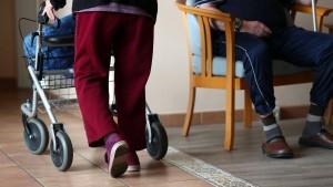 Einbruch in die Rentenkasse