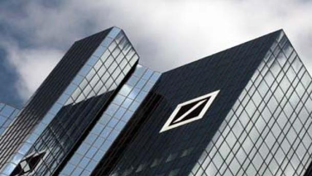 Deutsche Bank übertrifft sich selbst