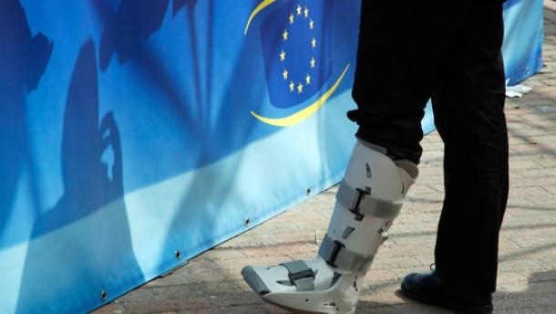 750 Milliarden zum Schutz des Euro
