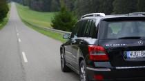Ein Mercedes bei Immendingen