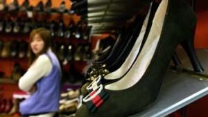 EU plant Strafzölle auf Schuhe aus Asien