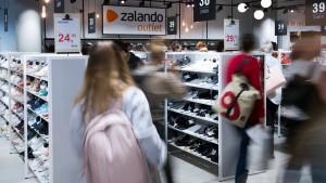 Zalando produziert weniger selbst und setzt auf Marken