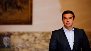 Wie das System Tsipras Medien, Banken und Justiz missbraucht