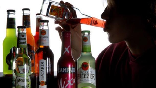 Ministerien warnen vor neuem Alcopop-Produkt in Brausetütchen