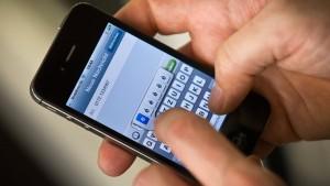 Handy-Stress im Feierabend?