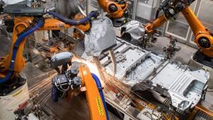 VW kritisiert seine Zulieferer wegen Chipmangels
