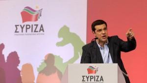 Gegen die griechische Erpressung