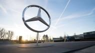 In puncto Dividende strahlt Daimlers Stern in diesem Jahr besonders hell.