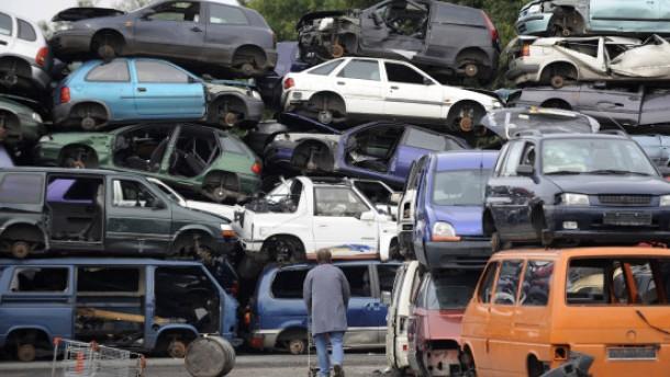 Die europäischen Automärkte boomen