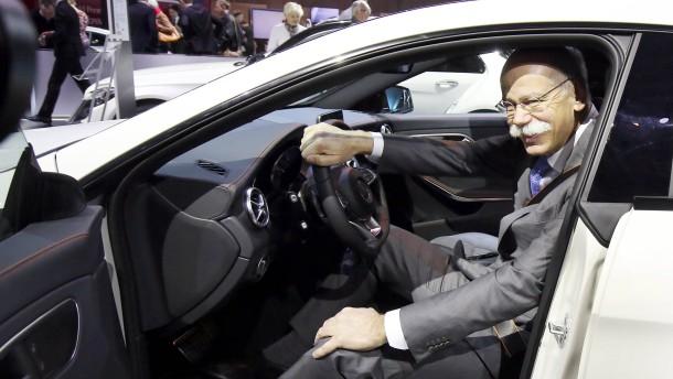 """Daimler-Chef Zetsche: """"TTIP ist Pflicht"""""""