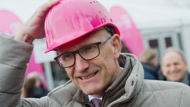 Die Telekom will 2020 mit 5G starten