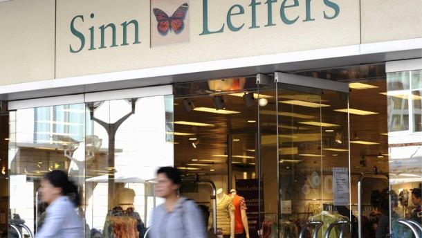 Modekette SinnLeffers wird offenbar an Wöhrl verkauft
