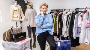 Designer-Mode aus zweiter Hand